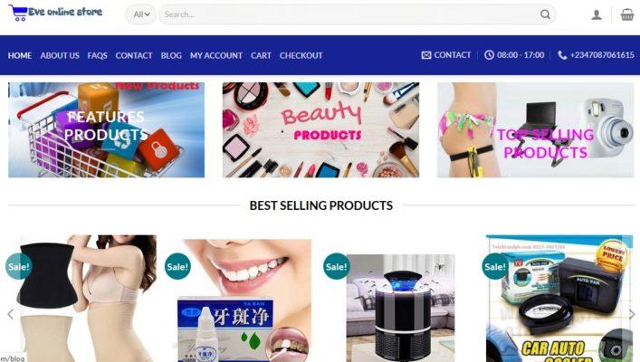 Lagos website designing Companies