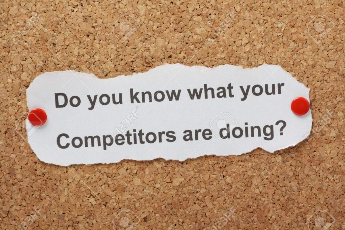 Know Your Competitors Plan