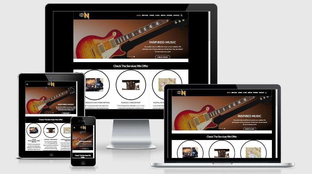 Online Book and Music Store in Nigeria