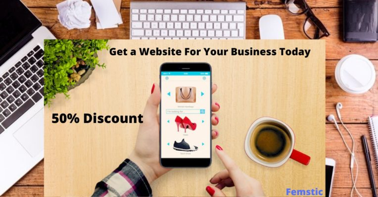 Get a Website Designer in Lagos