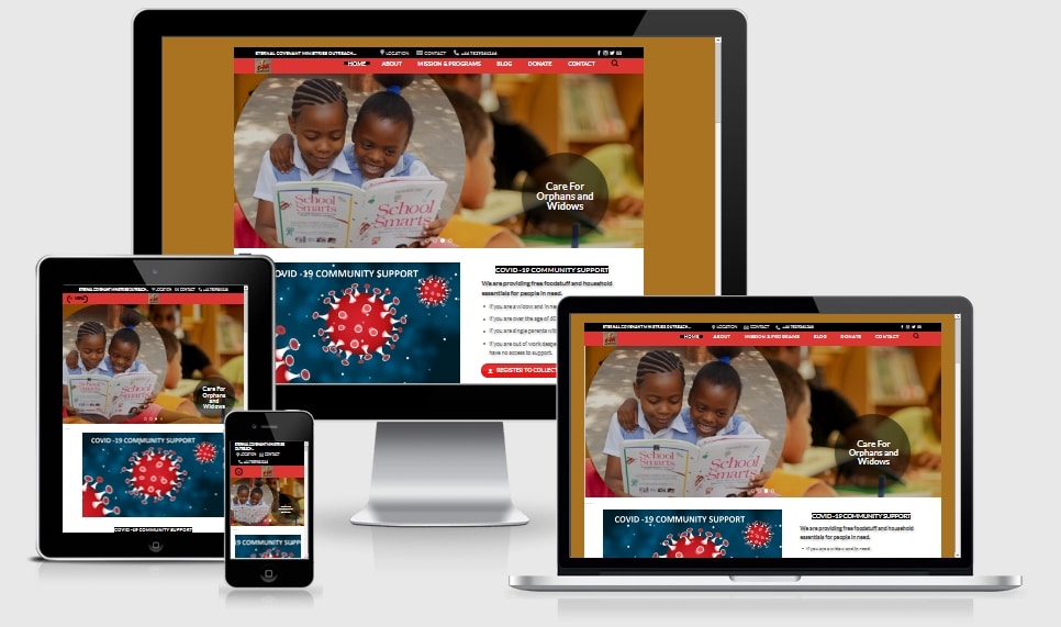 Best Website Design Company in Nigeria