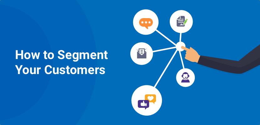 Client segmentation for business