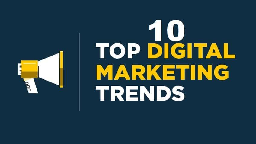 Top Digital Darketing Trends in UK